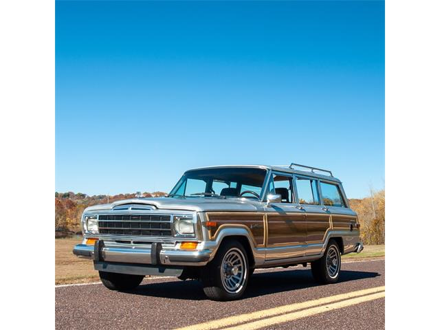 Picture of '88 Grand Wagoneer - OWCZ