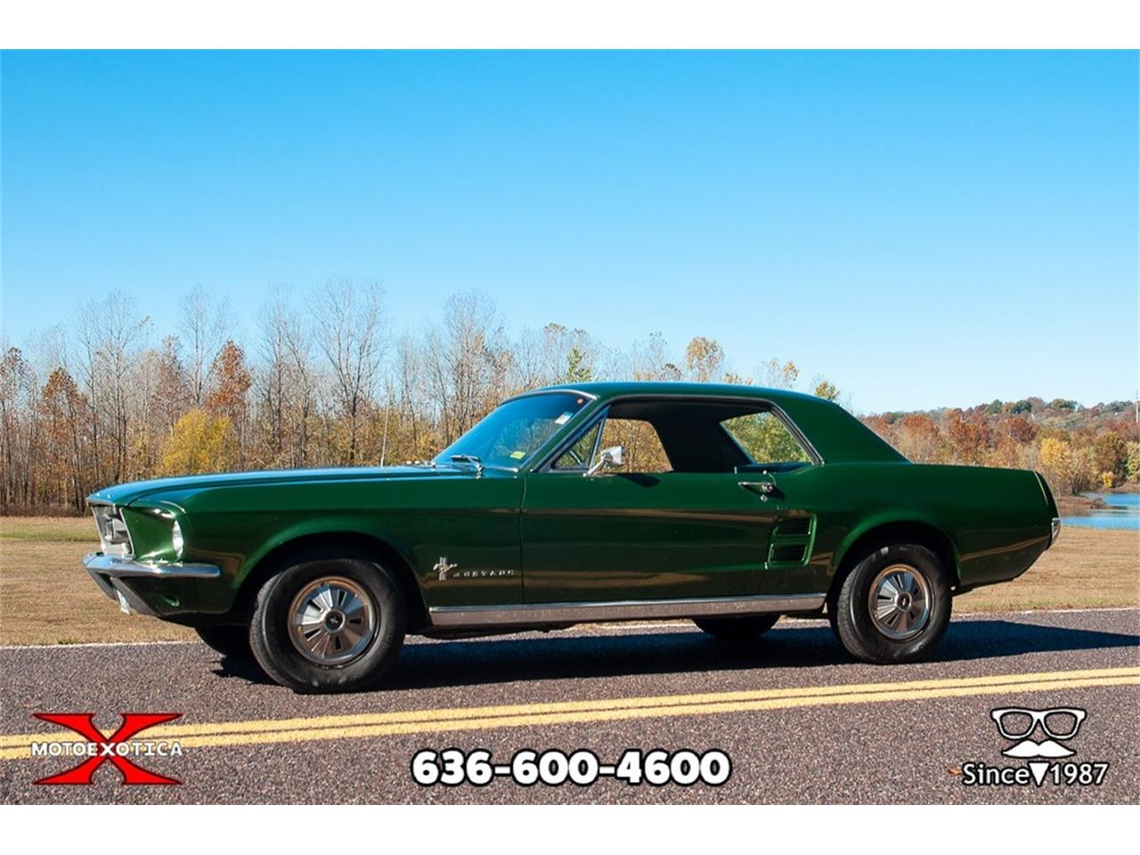 Large Picture of Classic 1967 Mustang located in Missouri - OWD0