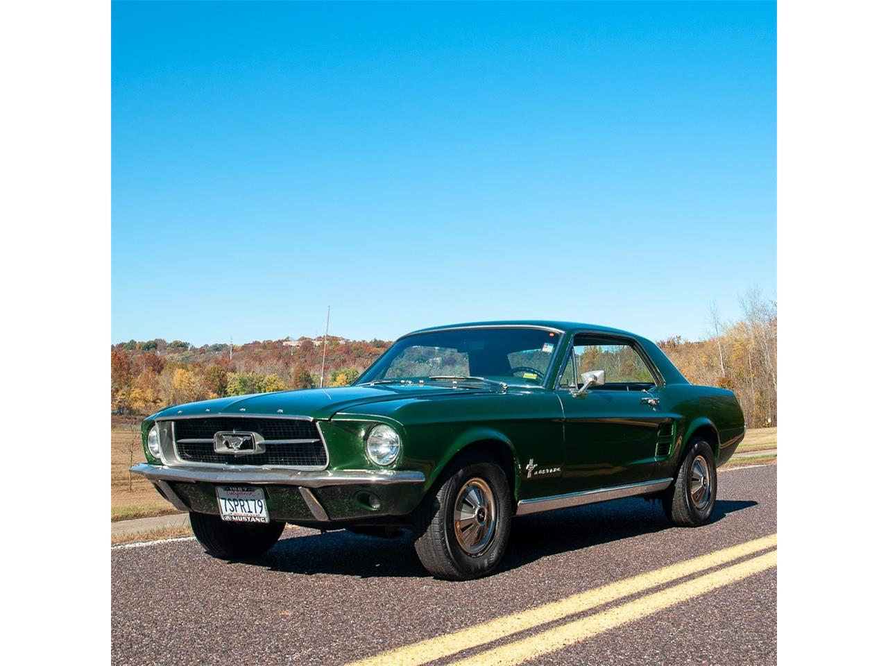 Large Picture of Classic '67 Ford Mustang located in St. Louis Missouri - $17,900.00 - OWD0