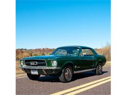 Picture of Classic 1967 Mustang located in Missouri - $17,900.00 Offered by MotoeXotica Classic Cars - OWD0
