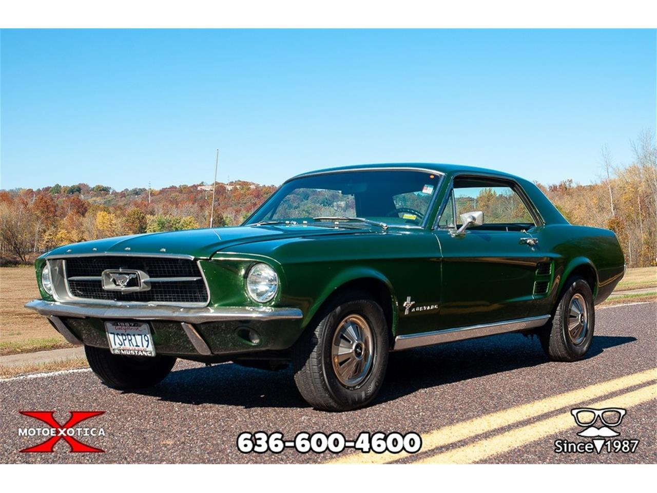 Large Picture of Classic 1967 Mustang - $17,900.00 - OWD0