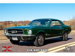 Picture of 1967 Ford Mustang located in Missouri - OWD0