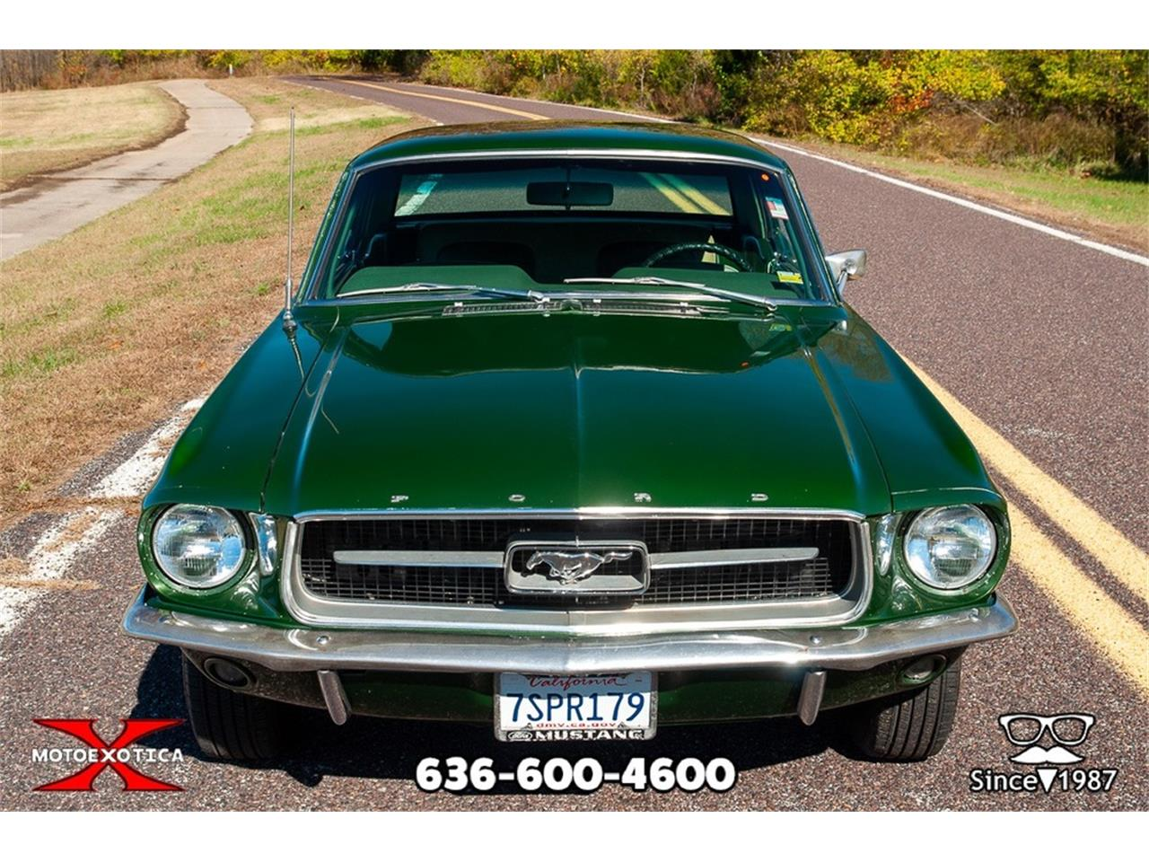 Large Picture of Classic '67 Mustang - $17,900.00 - OWD0