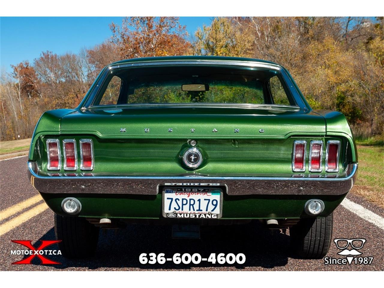 Large Picture of 1967 Mustang - $17,900.00 - OWD0