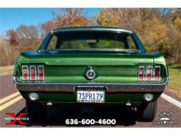 Picture of '67 Ford Mustang Offered by MotoeXotica Classic Cars - OWD0