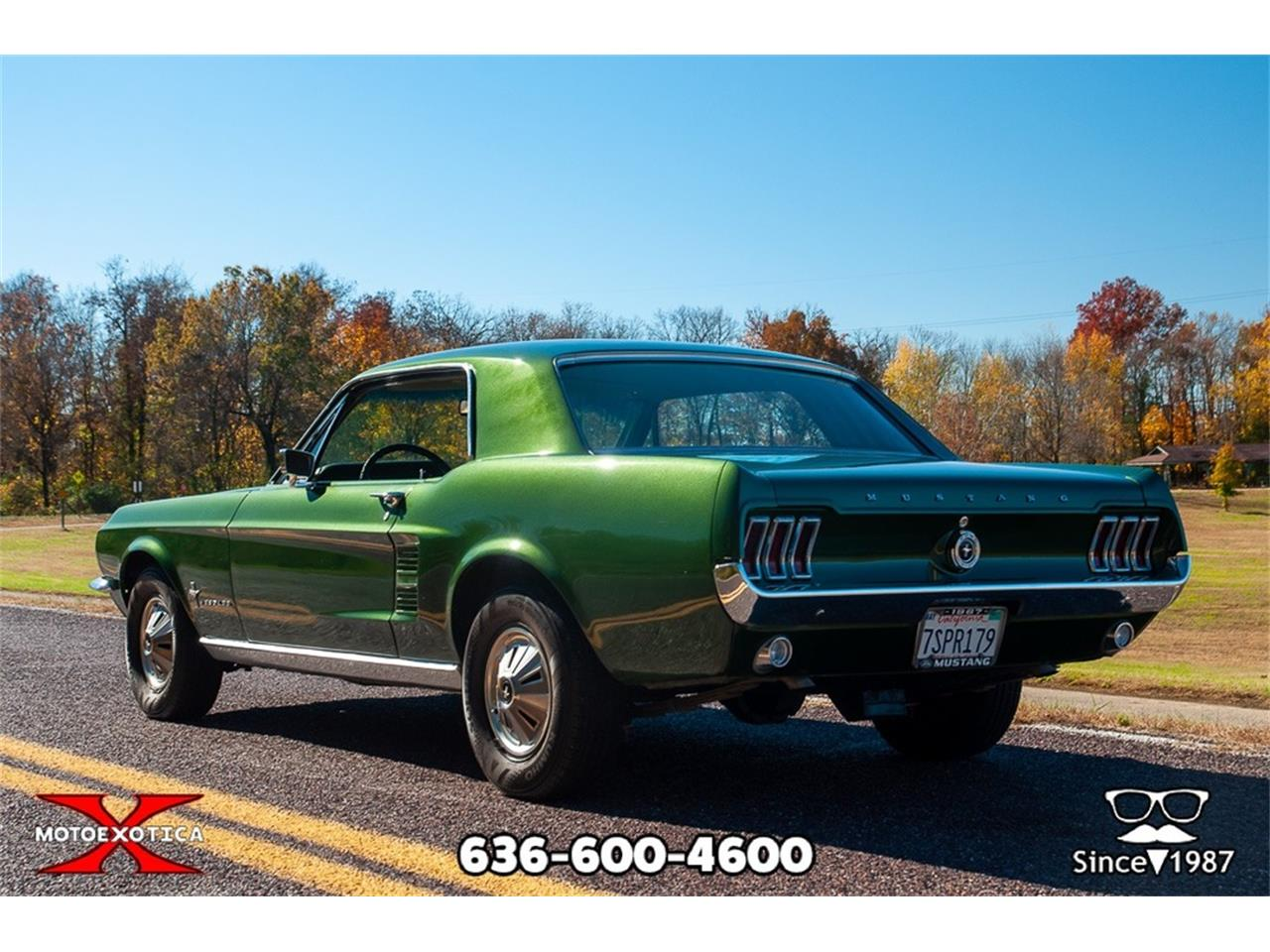 Large Picture of 1967 Ford Mustang - $17,900.00 - OWD0