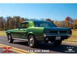 Picture of Classic '67 Mustang located in St. Louis Missouri - OWD0