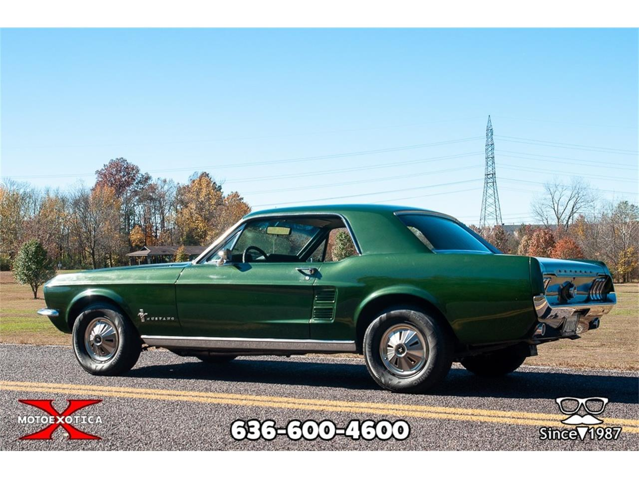 Large Picture of '67 Ford Mustang located in St. Louis Missouri - OWD0