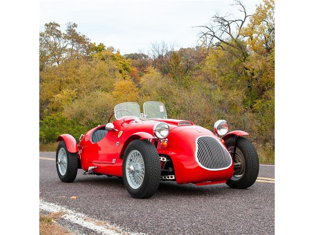 Picture of '48 166 Spyder Cord Replica - OWD3