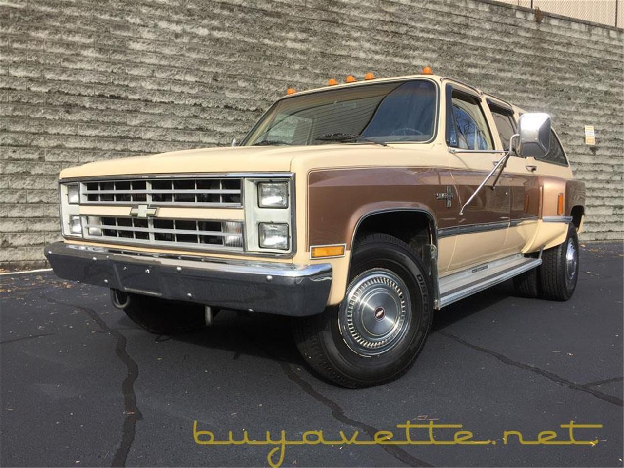Large Picture Of 86 Suburban Owdn