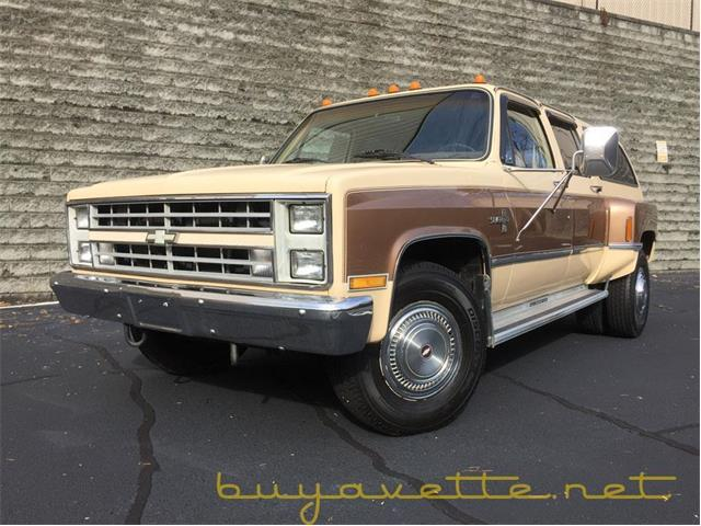 Picture of '86 Suburban - OWDN