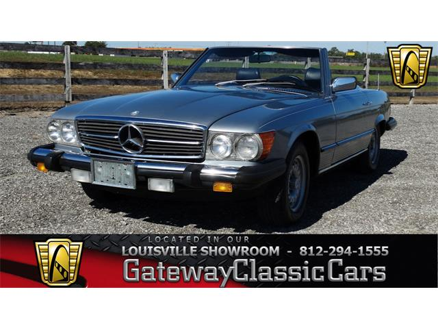 Picture of '83 380SL - OV70