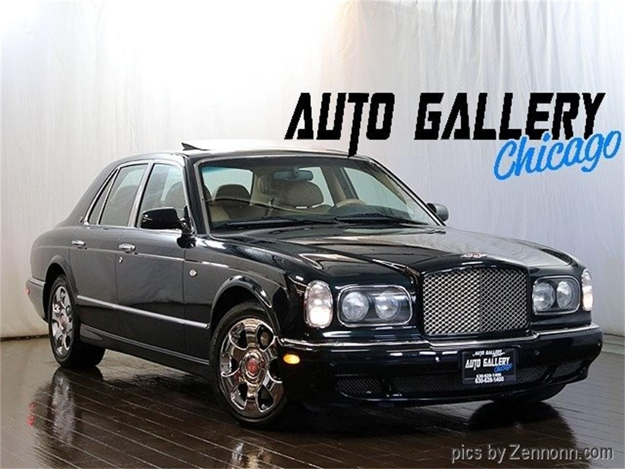 Large Picture of '01 Bentley Arnage located in Illinois Offered by Auto Gallery Chicago - OWE0