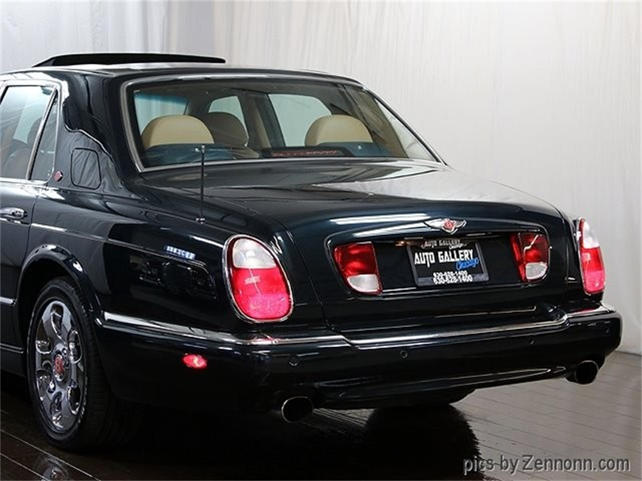 Large Picture of 2001 Bentley Arnage located in Addison Illinois - $29,990.00 Offered by Auto Gallery Chicago - OWE0