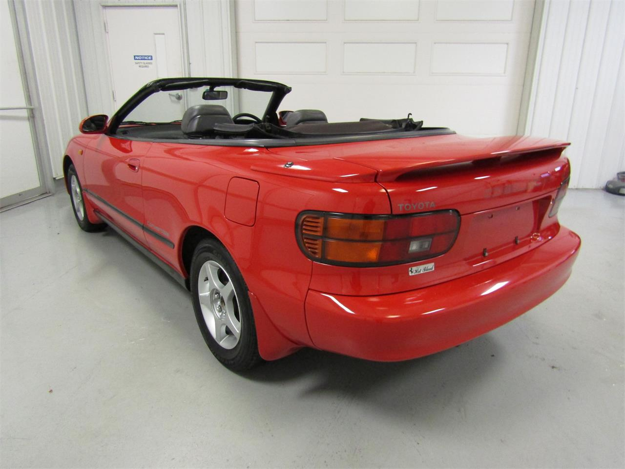 Large Picture of '91 Toyota Celica Offered by Duncan Imports & Classic Cars - OV71