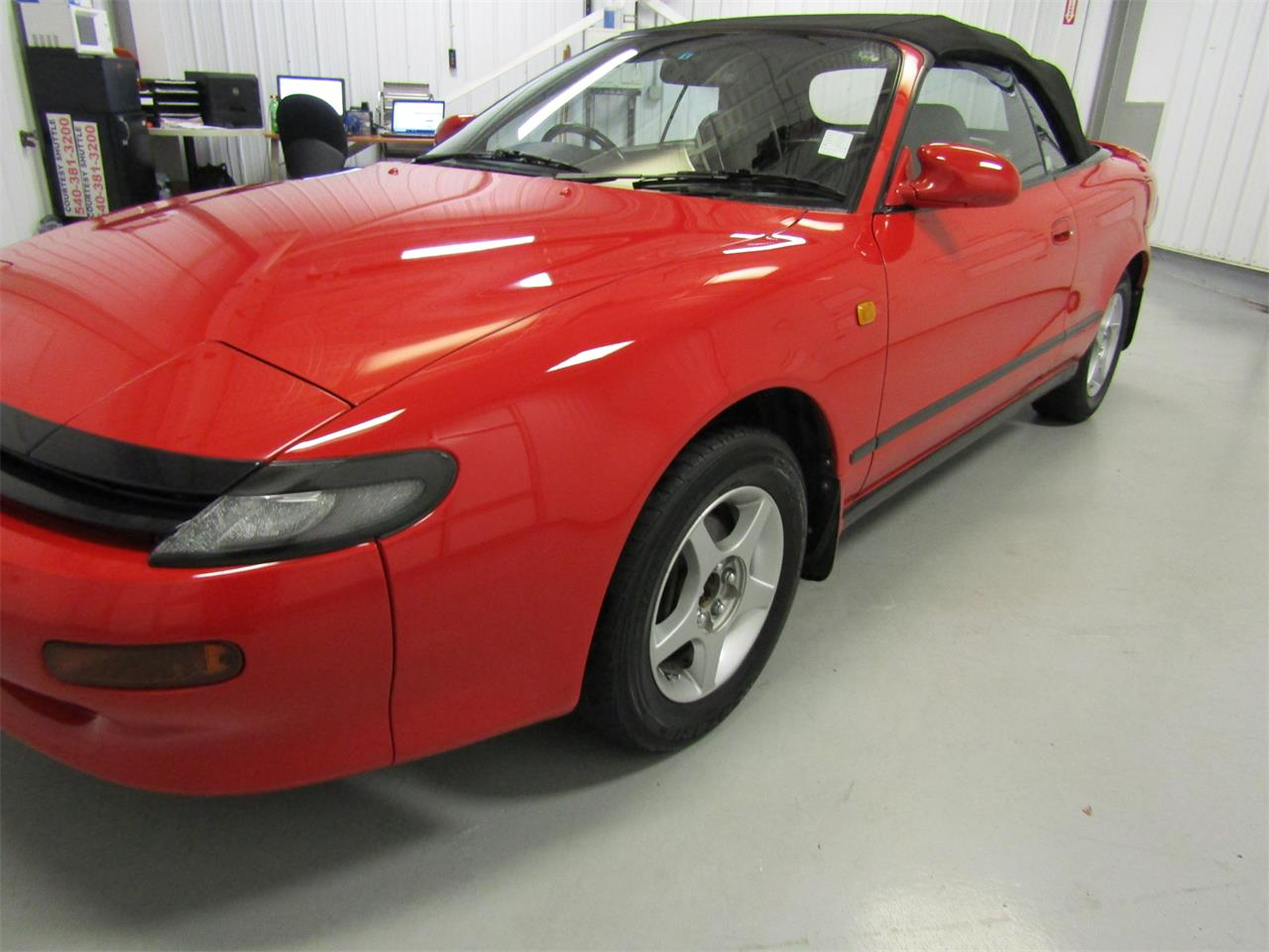 Large Picture of '91 Celica located in Virginia - $9,999.00 Offered by Duncan Imports & Classic Cars - OV71