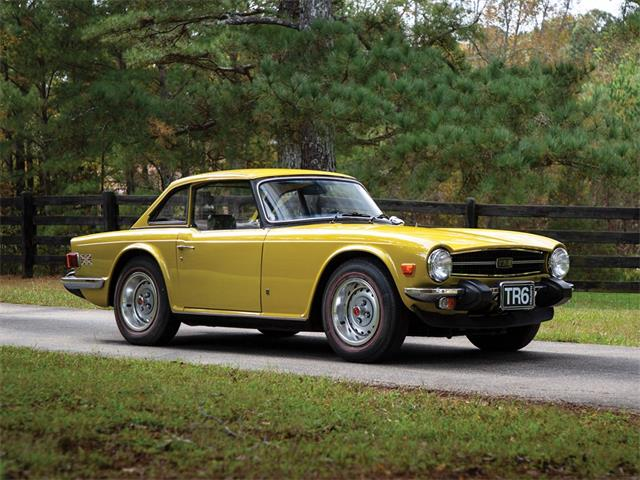 Picture of '75 Triumph TR6 located in Culver City California Offered by  - OWEC