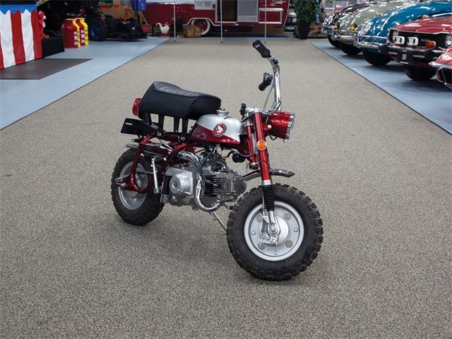Picture of '70 Z50A 'Monkey' - OWEN