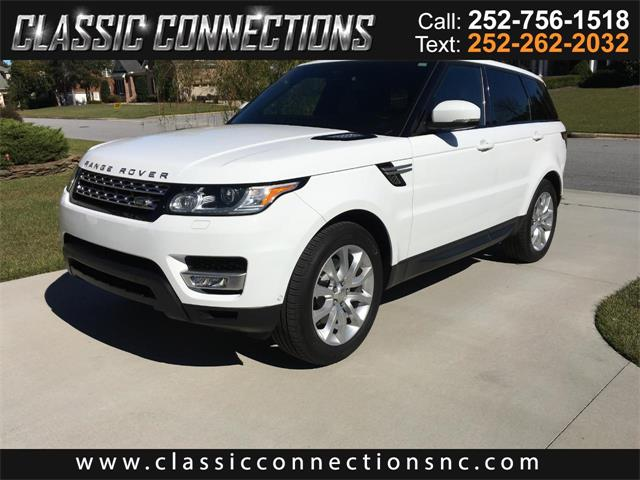 Picture of '15 Land Rover Range Rover Sport located in Greenville North Carolina Offered by  - OWER