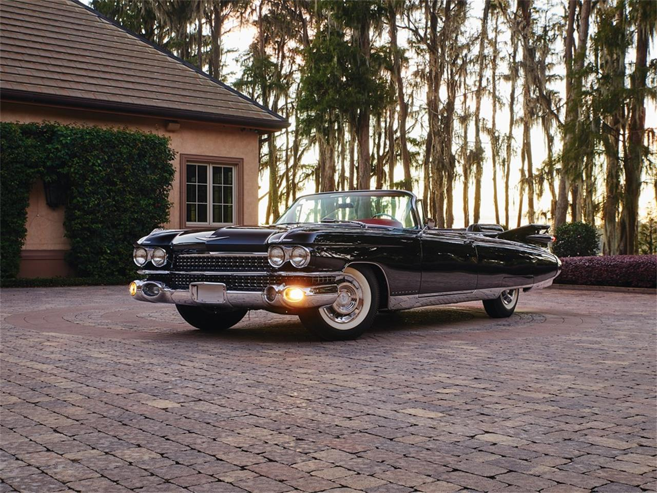 Large Picture Of Clic 59 Eldorado Biarritz Located In Culver City California Auction Vehicle Offered