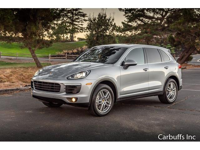 Picture of '15 Cayenne - OWF0