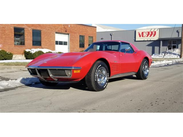 Picture of 1971 Corvette located in Missouri - $48,000.00 - OWFB
