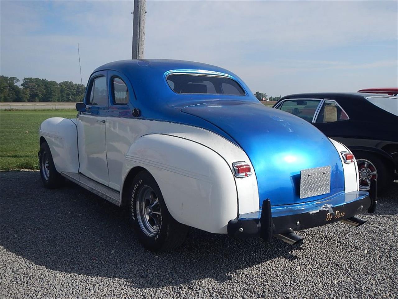 1940 desoto 2 dr coupe for sale cc 1161770. Black Bedroom Furniture Sets. Home Design Ideas