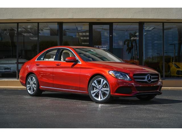Picture of '18 C-Class - OWFH