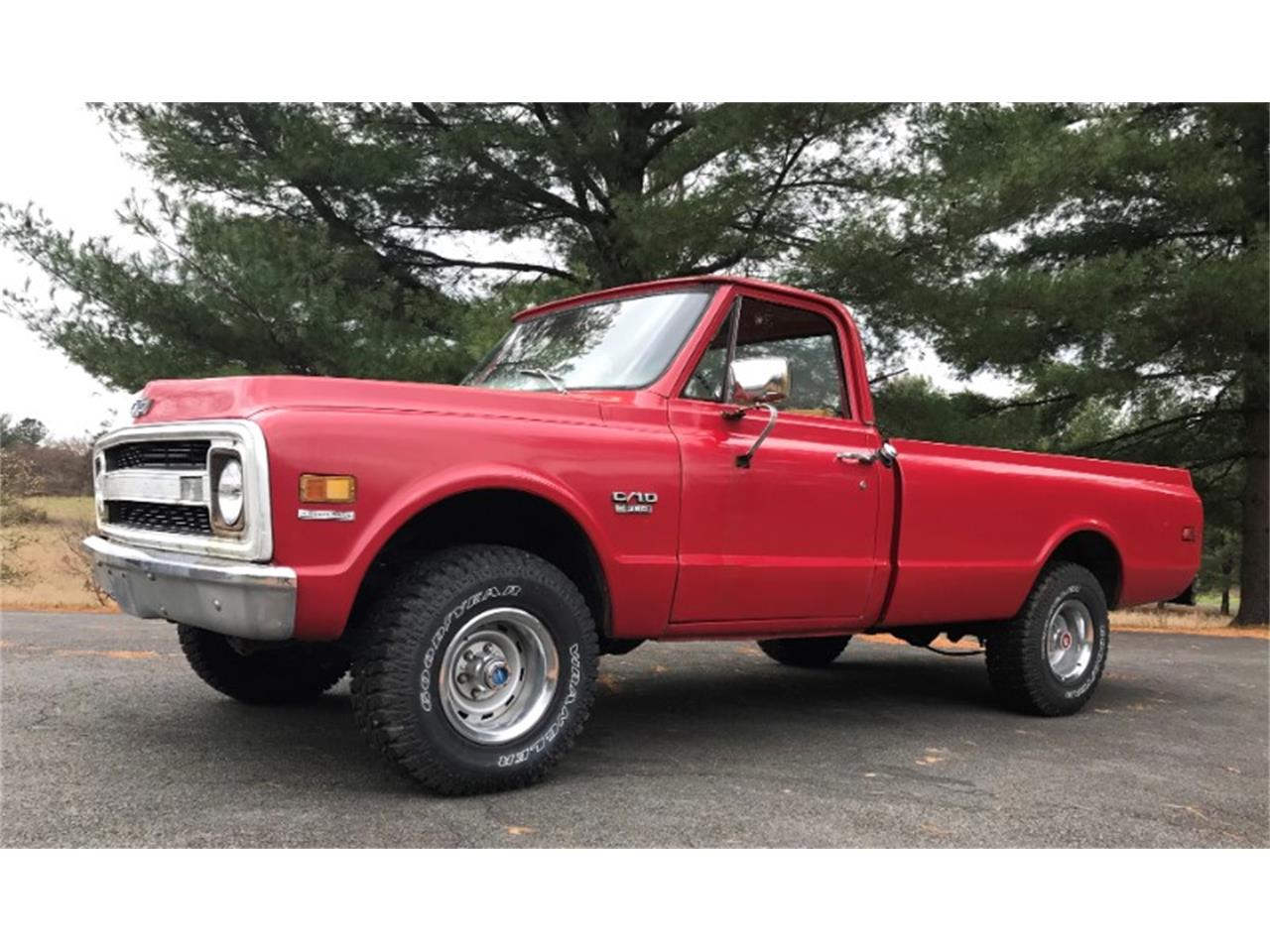 Large Picture of '70 1/2-Ton Pickup - OWFN