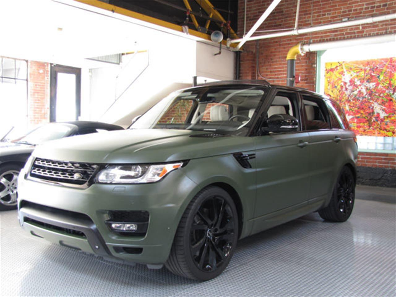 2014 Range Rover Sport For Sale >> For Sale 2014 Land Rover Range Rover Sport In Hollywood California