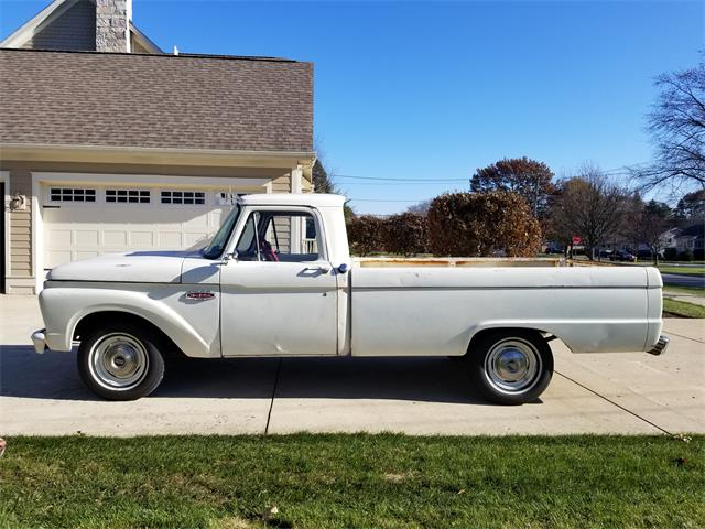Picture of '66 F100 - OWGB