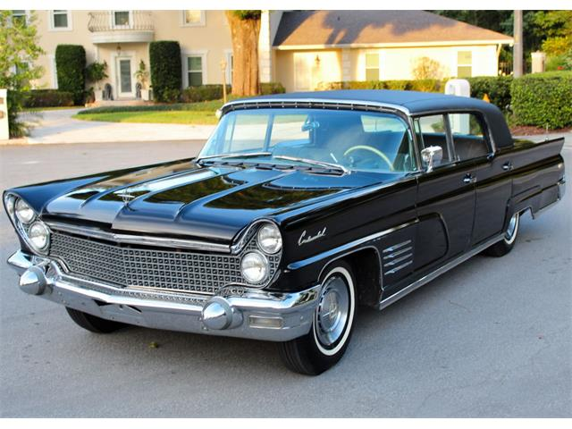 Picture of '60 Continental - OWGP