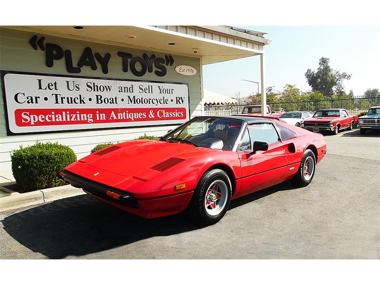 Large Picture of 1978 Ferrari 308 GTS - OWH3
