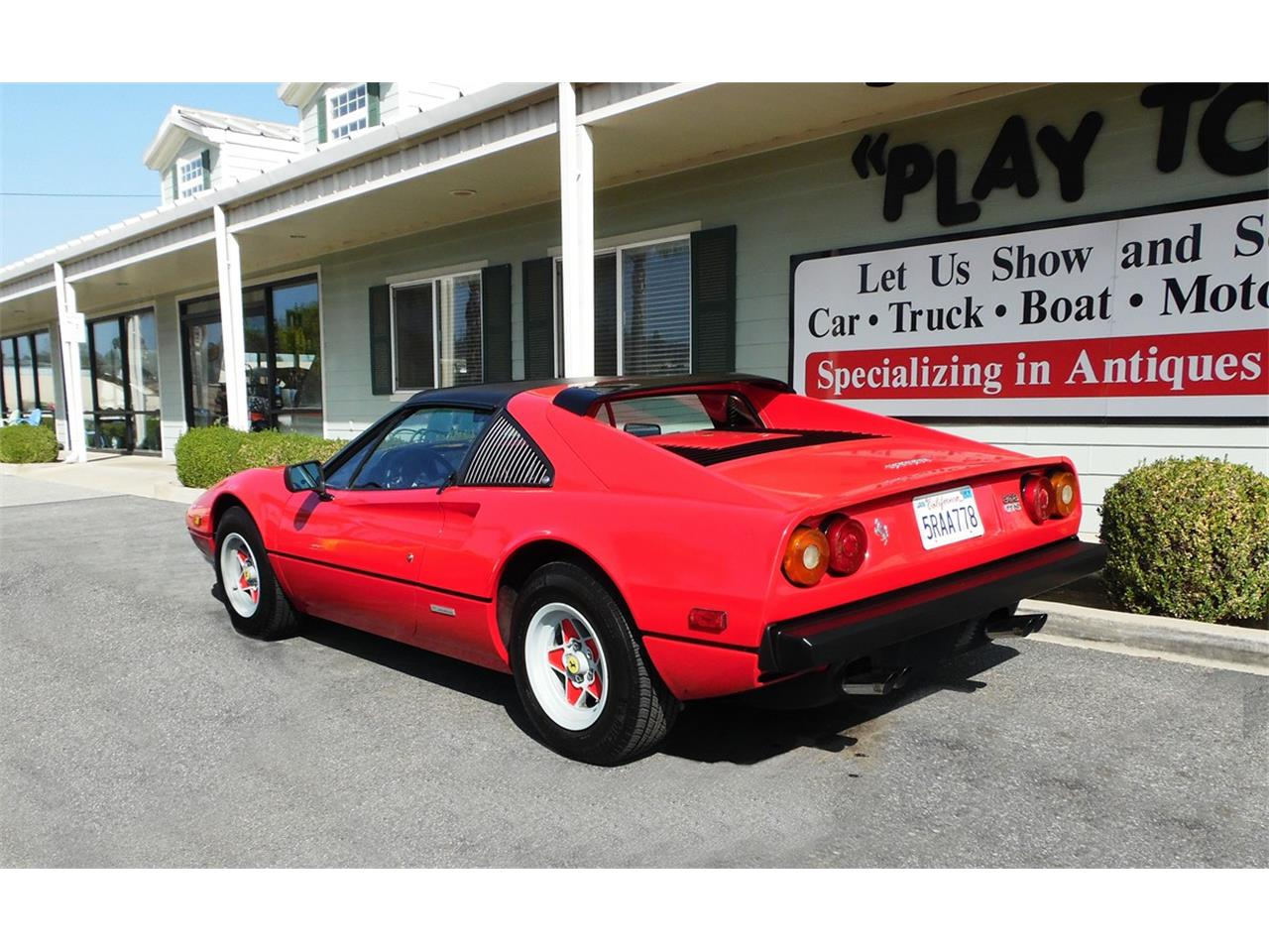 Large Picture of '78 Ferrari 308 GTS Offered by Play Toys Classic Cars - OWH3