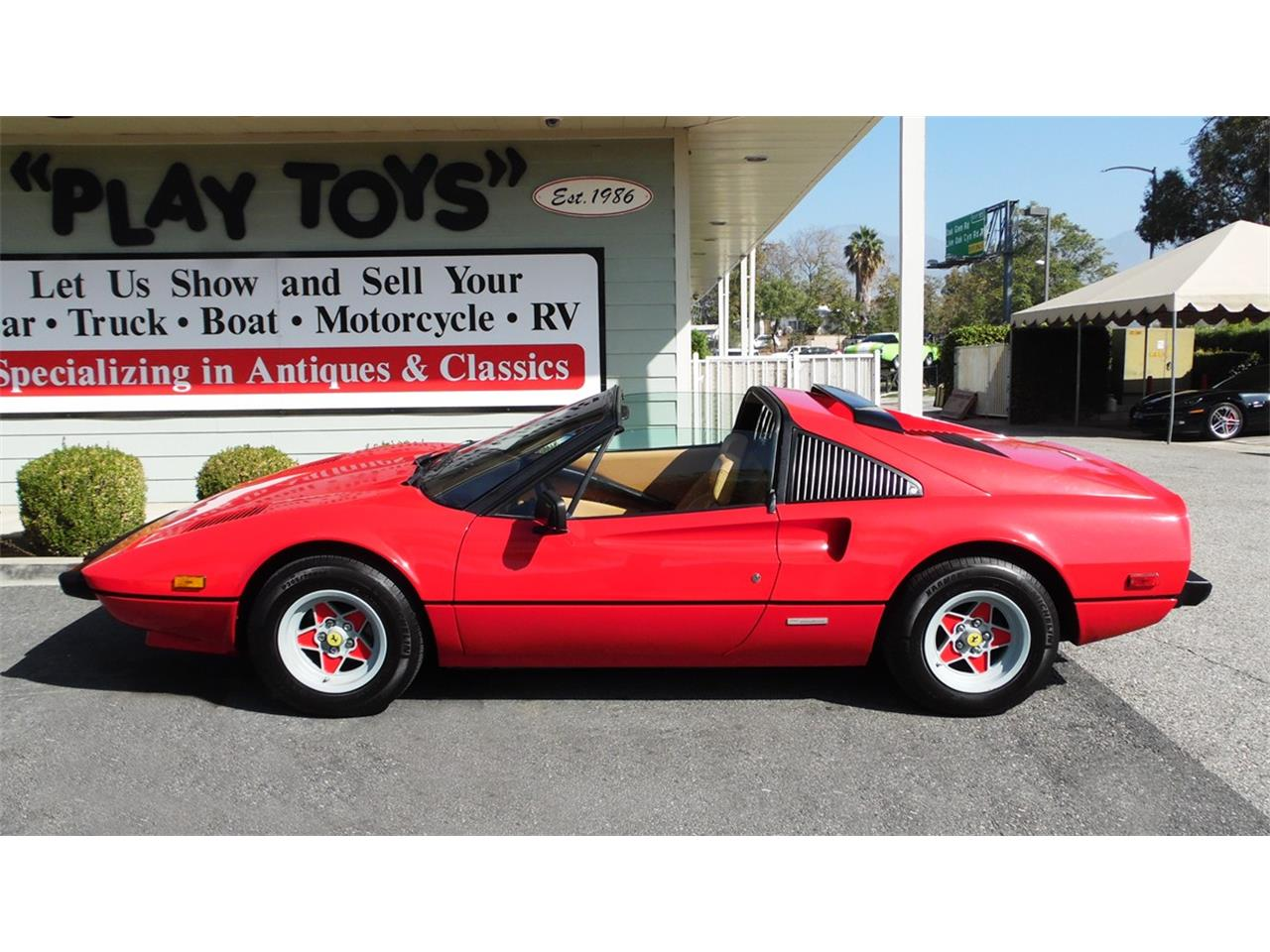 Large Picture of '78 Ferrari 308 GTS located in Redlands California - $89,995.00 - OWH3