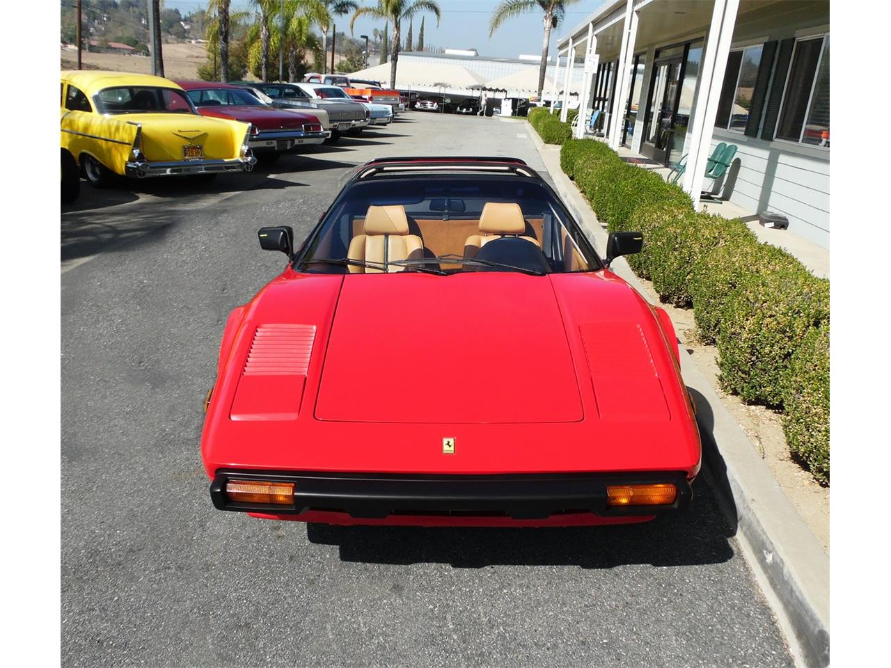 Large Picture of '78 308 GTS located in Redlands California Offered by Play Toys Classic Cars - OWH3