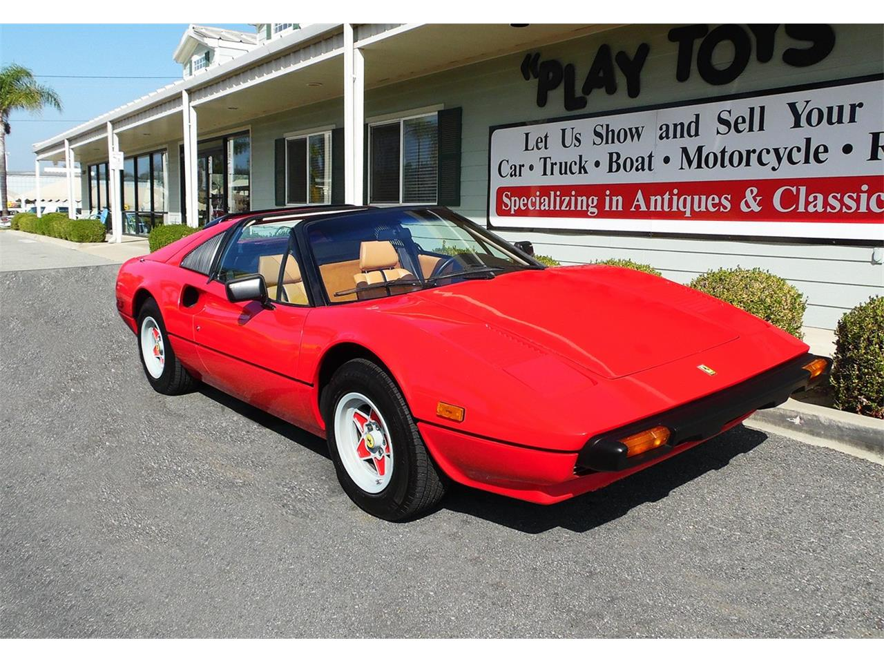 Large Picture of '78 308 GTS located in California - OWH3
