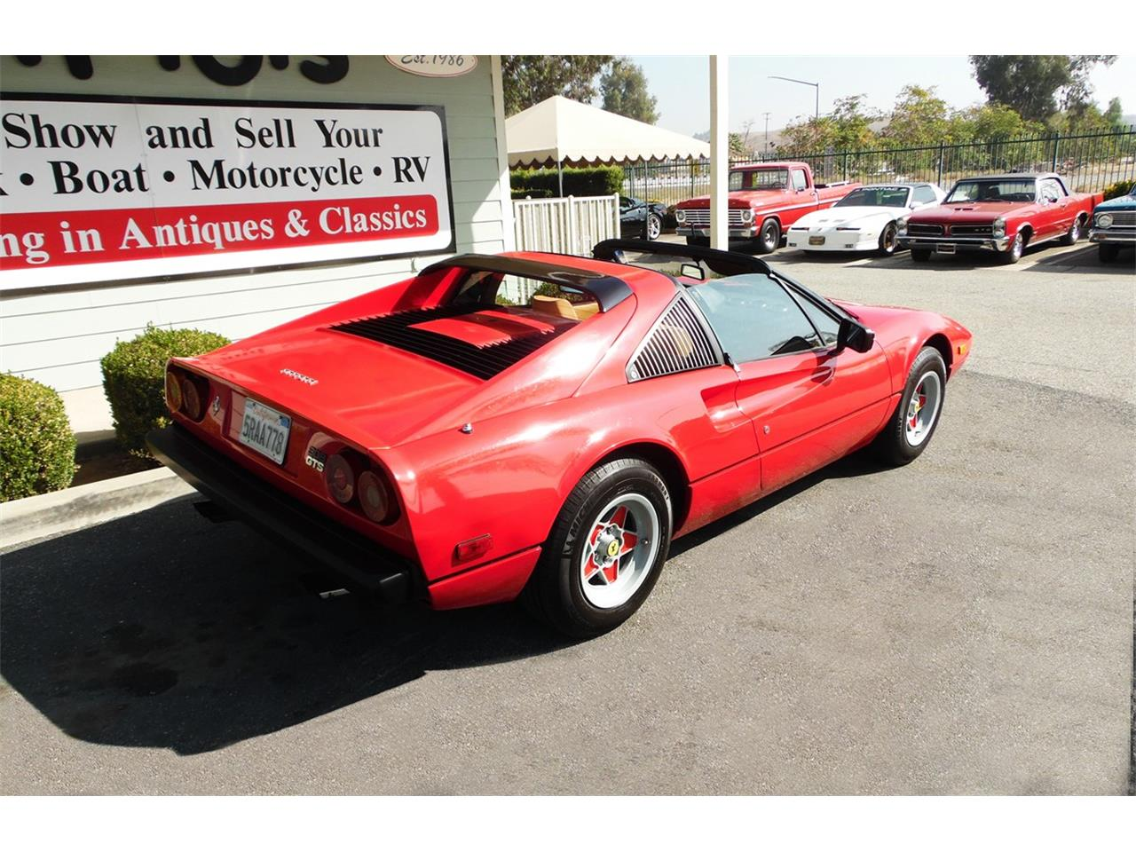 Large Picture of '78 308 GTS located in Redlands California - OWH3