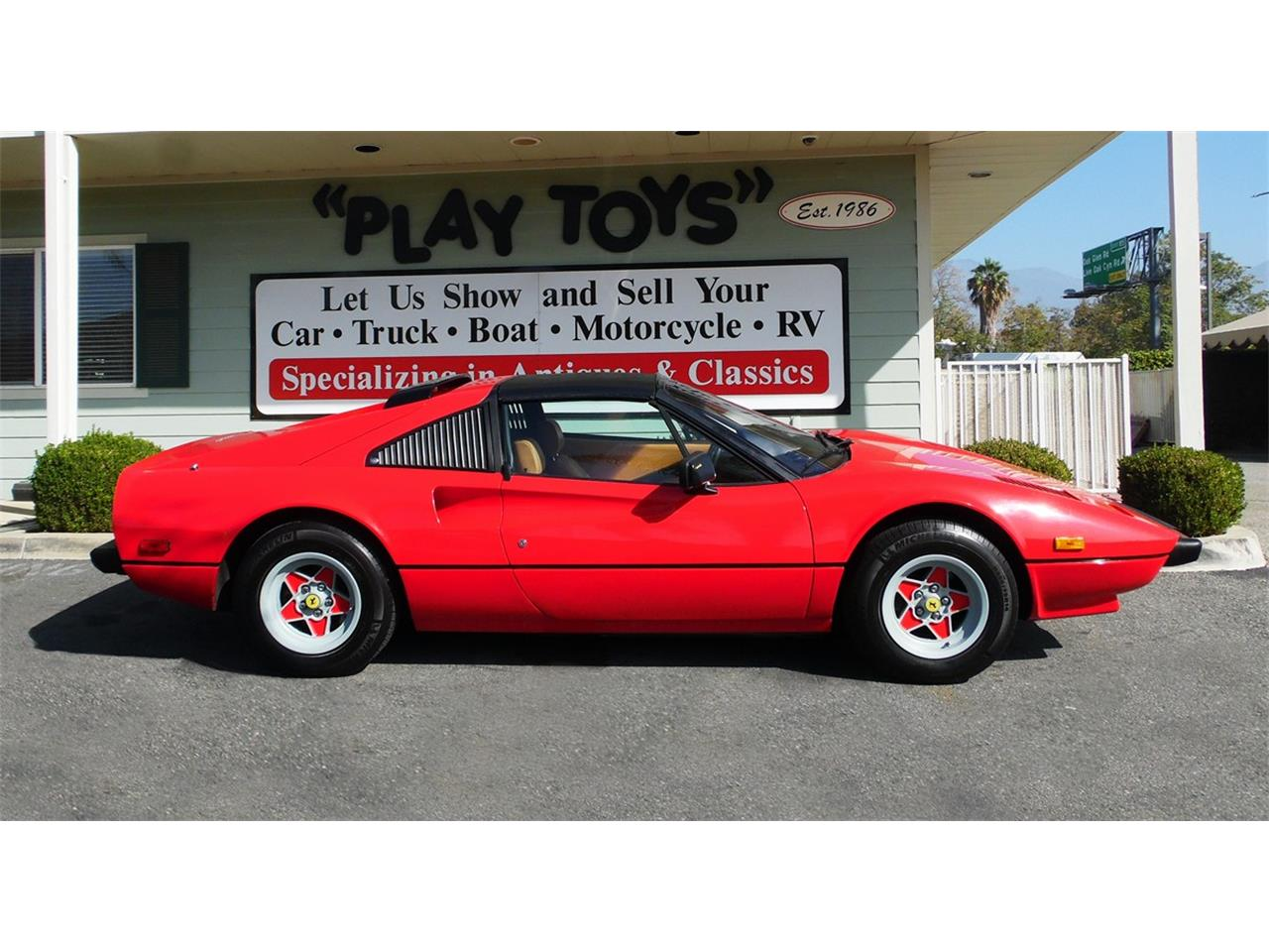 Large Picture of '78 Ferrari 308 GTS - OWH3