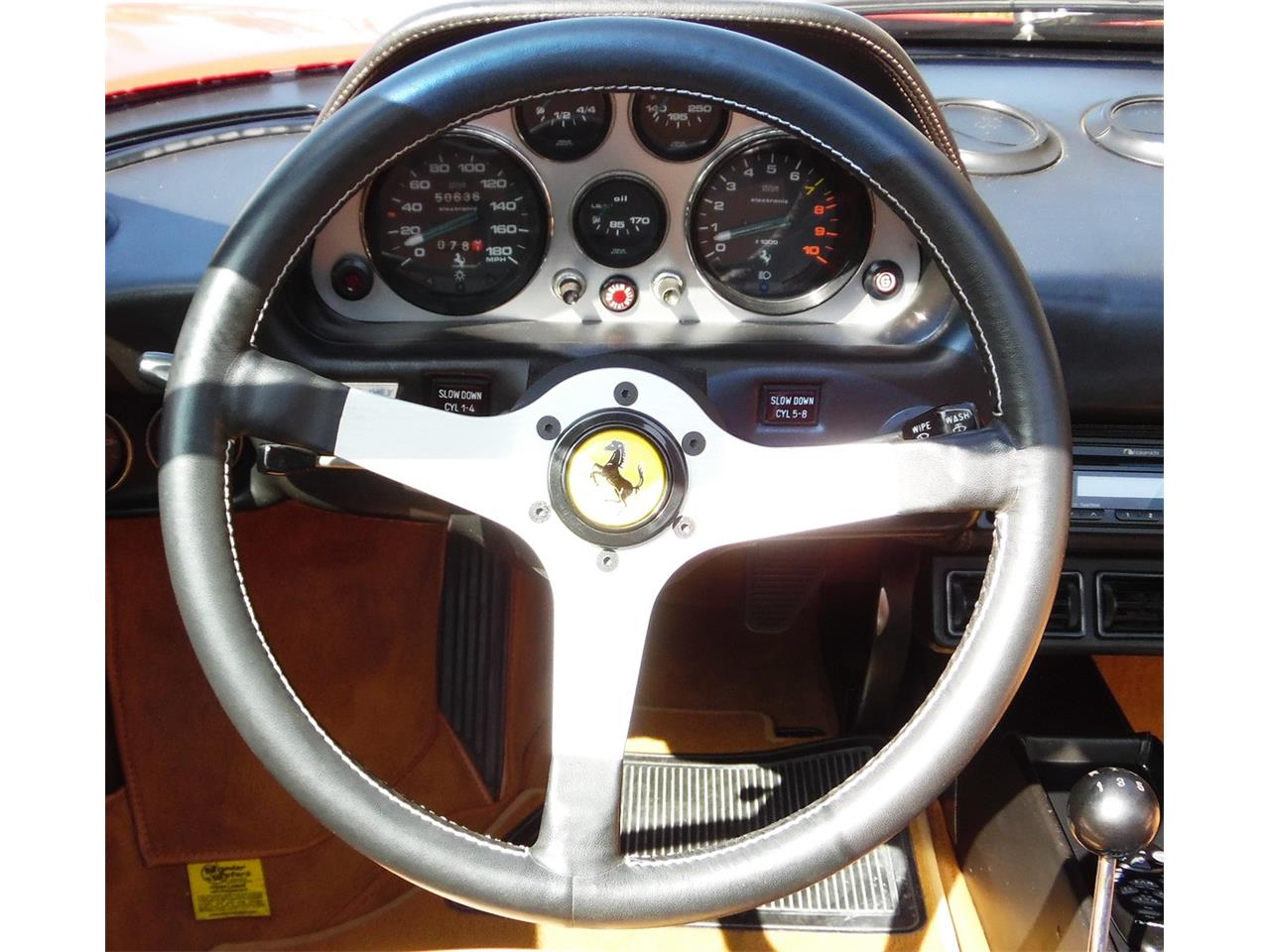 Large Picture of 1978 308 GTS located in Redlands California - $89,995.00 Offered by Play Toys Classic Cars - OWH3