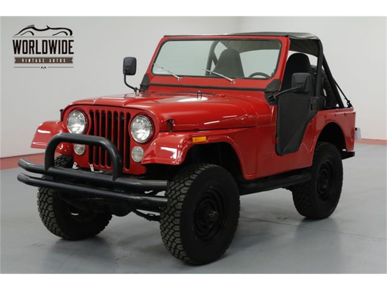 Large Picture of '79 CJ5 - $12,900.00 - OWHF
