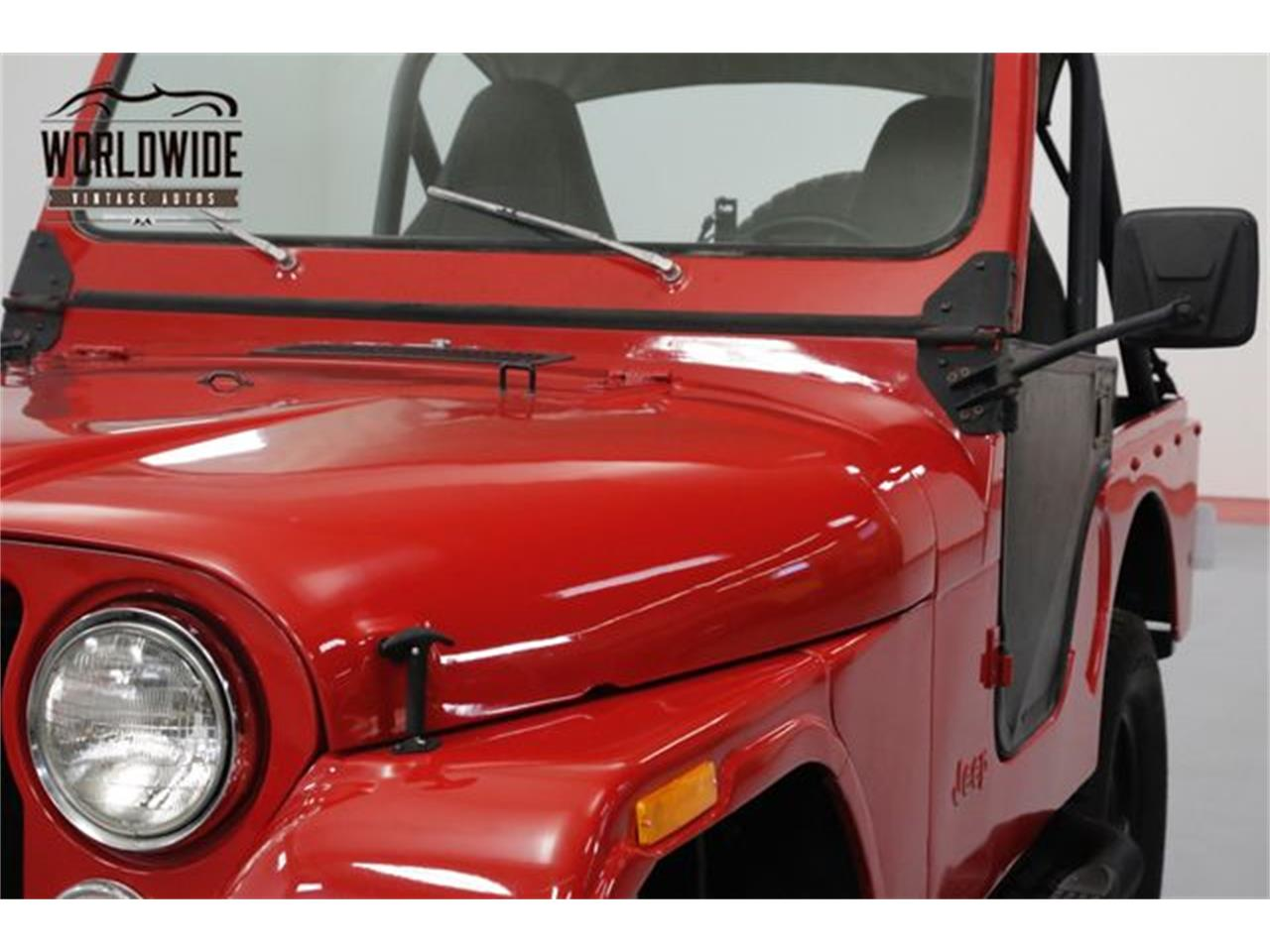Large Picture of 1979 Jeep CJ5 located in Colorado - $12,900.00 Offered by Worldwide Vintage Autos - OWHF