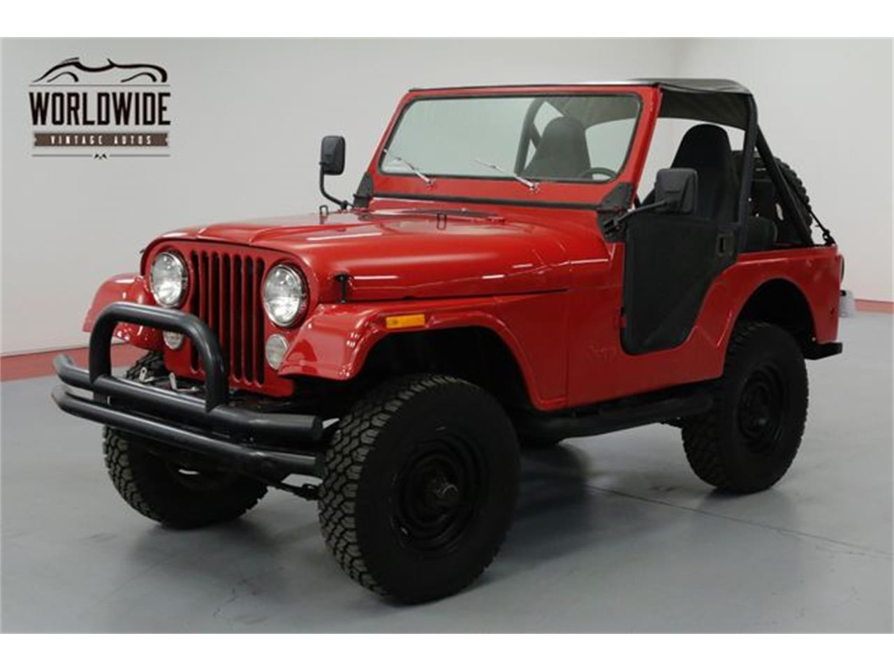 Large Picture of '79 CJ5 Offered by Worldwide Vintage Autos - OWHF