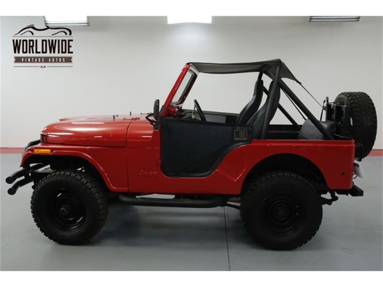 Large Picture of '79 CJ5 located in Colorado - $12,900.00 Offered by Worldwide Vintage Autos - OWHF