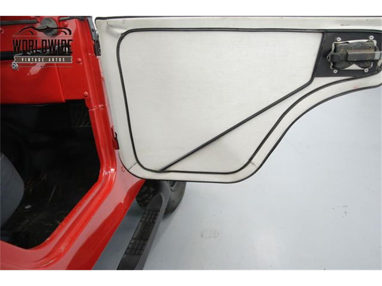 Large Picture of 1979 CJ5 located in Colorado Offered by Worldwide Vintage Autos - OWHF