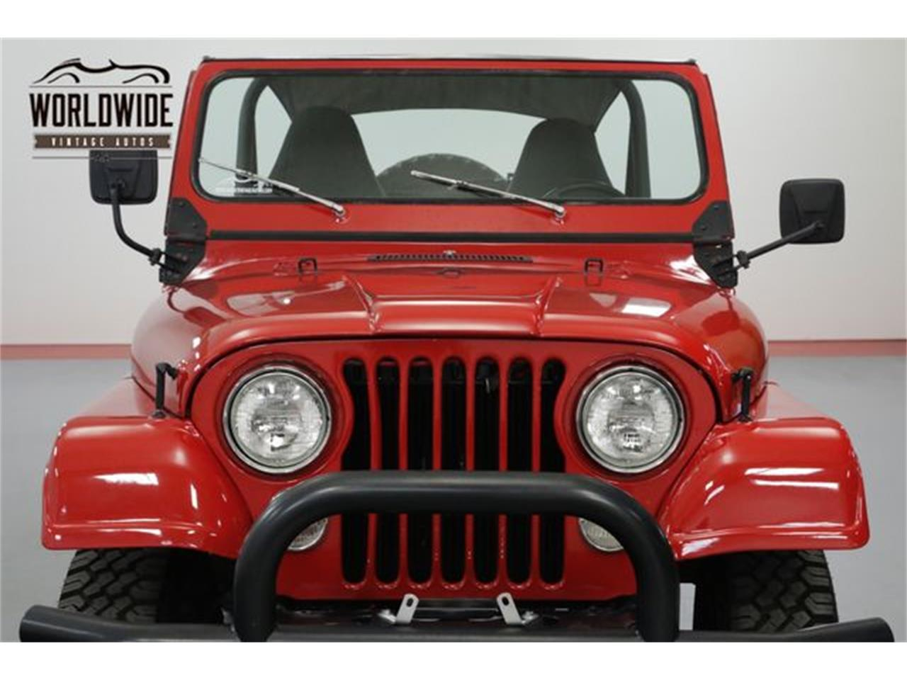 Large Picture of '79 Jeep CJ5 Offered by Worldwide Vintage Autos - OWHF