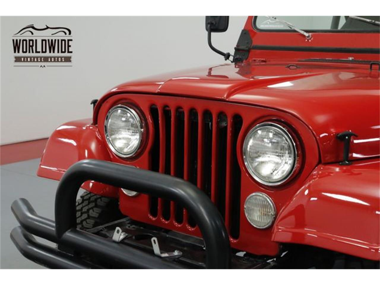 Large Picture of '79 CJ5 - $12,900.00 Offered by Worldwide Vintage Autos - OWHF