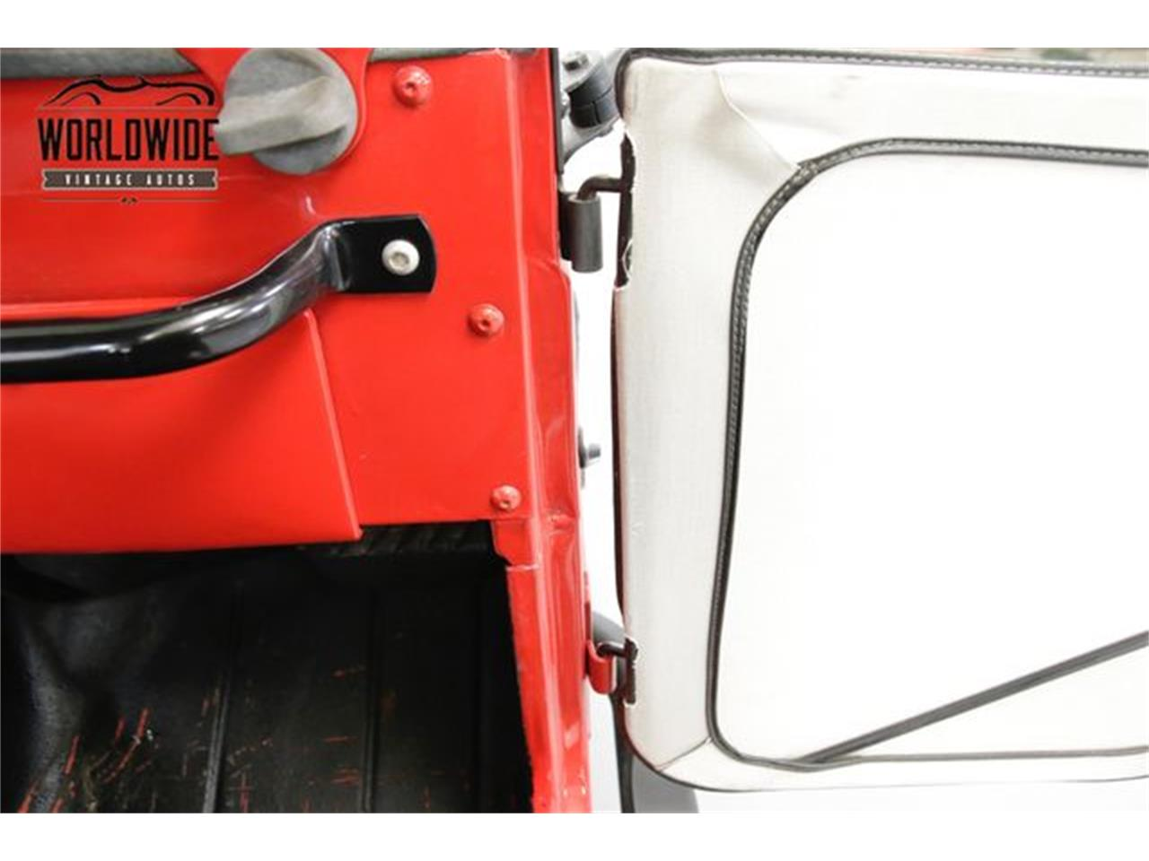Large Picture of 1979 Jeep CJ5 located in Colorado Offered by Worldwide Vintage Autos - OWHF