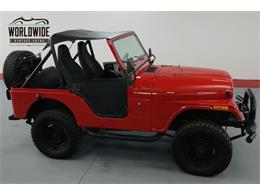 Picture of '79 Jeep CJ5 located in Colorado Offered by Worldwide Vintage Autos - OWHF