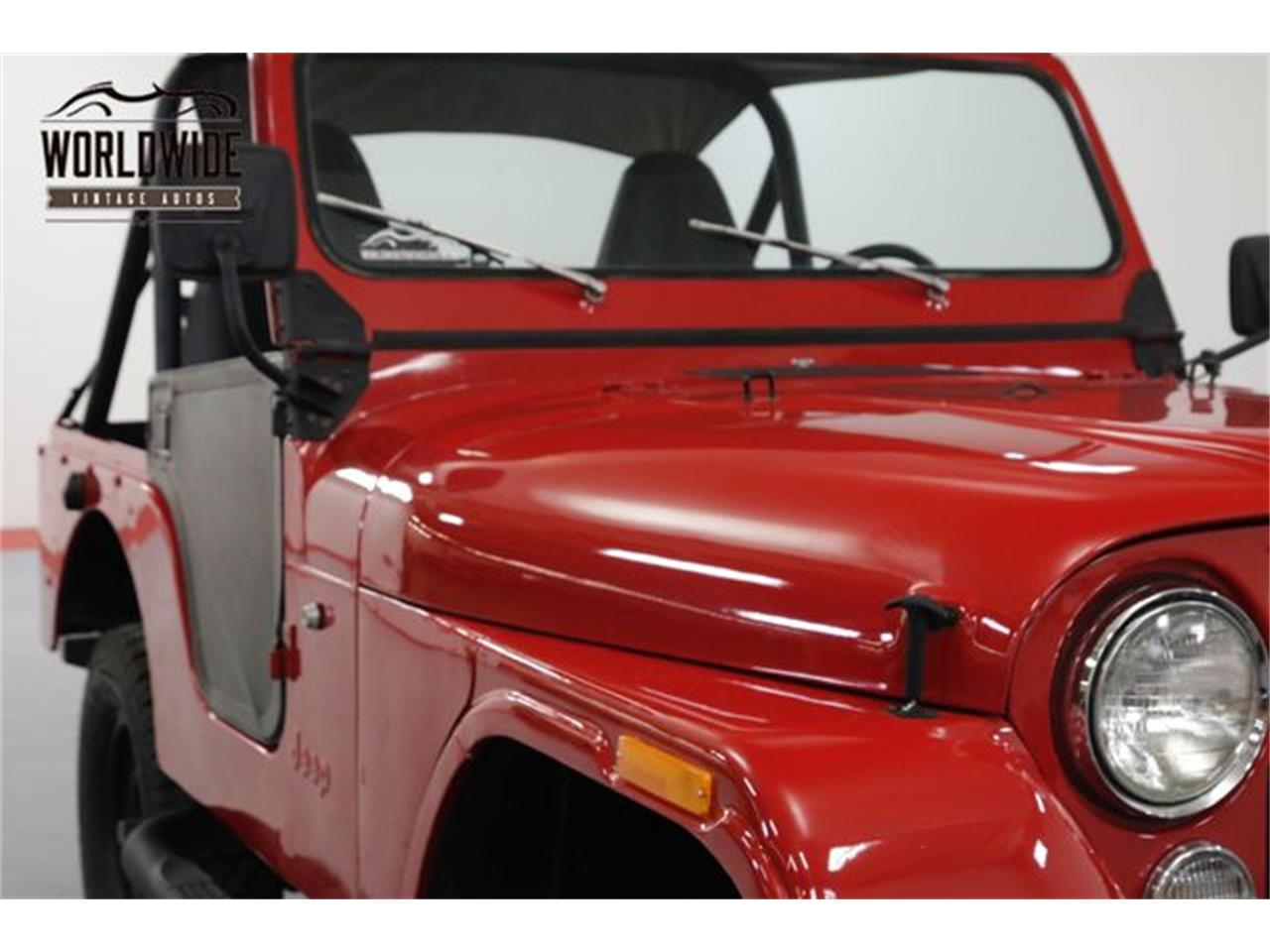 Large Picture of 1979 Jeep CJ5 Offered by Worldwide Vintage Autos - OWHF